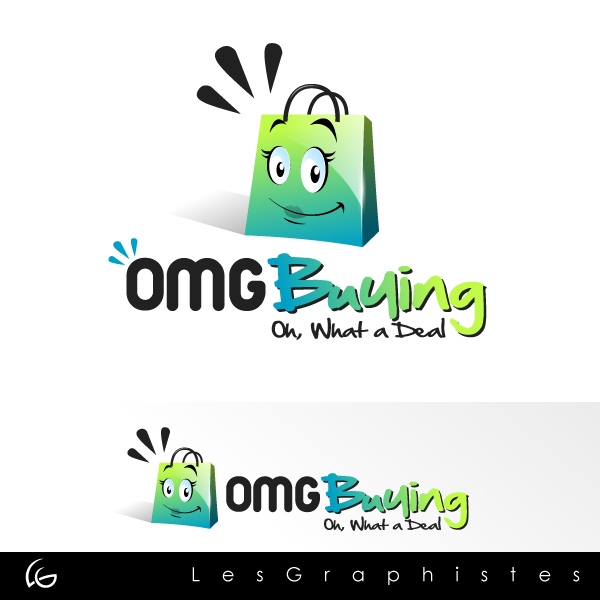 Logo Design by Les-Graphistes - Entry No. 53 in the Logo Design Contest OMGbuying.