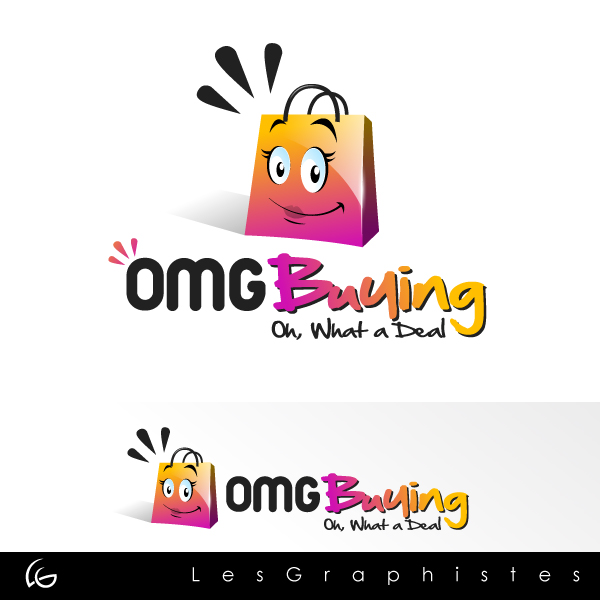 Logo Design by Les-Graphistes - Entry No. 54 in the Logo Design Contest OMGbuying.