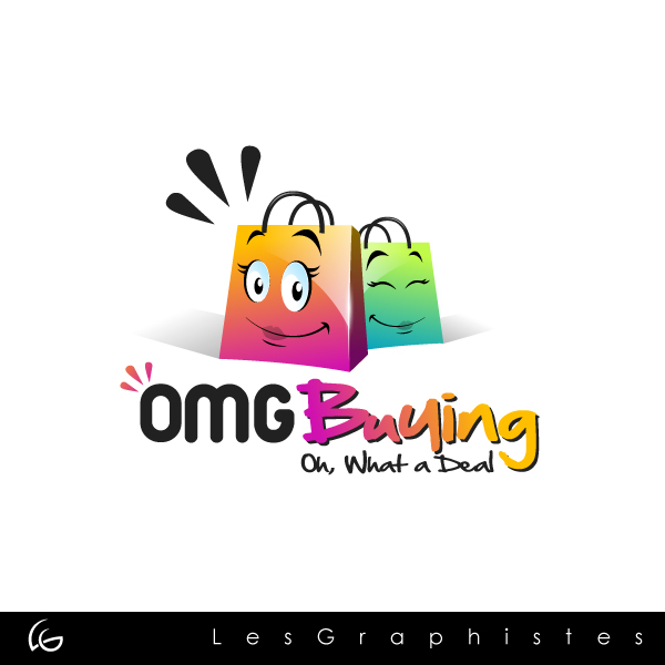 Logo Design by Les-Graphistes - Entry No. 56 in the Logo Design Contest OMGbuying.