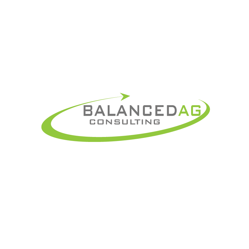 Logo Design by Private User - Entry No. 130 in the Logo Design Contest Captivating Logo Design for Balanced Ag Consulting.