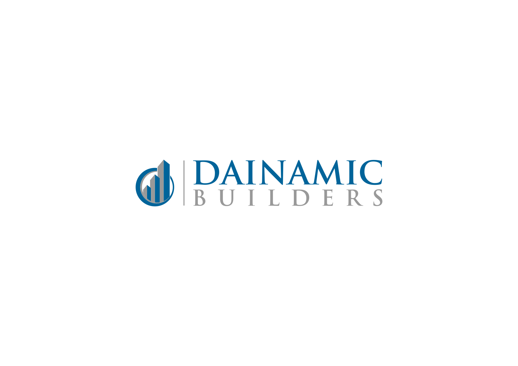 Logo Design Contests New Logo Design For Dainamic Builders