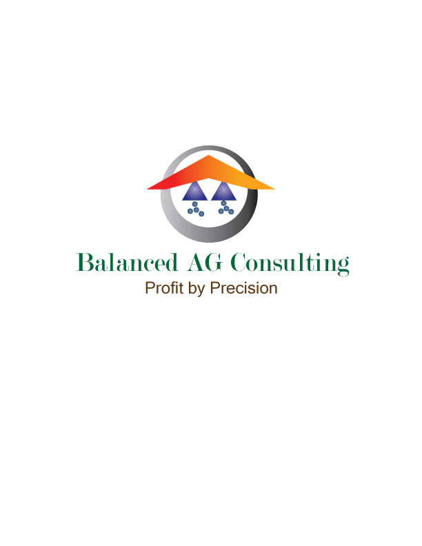 Logo Design by Hasibur Rahman - Entry No. 181 in the Logo Design Contest Captivating Logo Design for Balanced Ag Consulting.