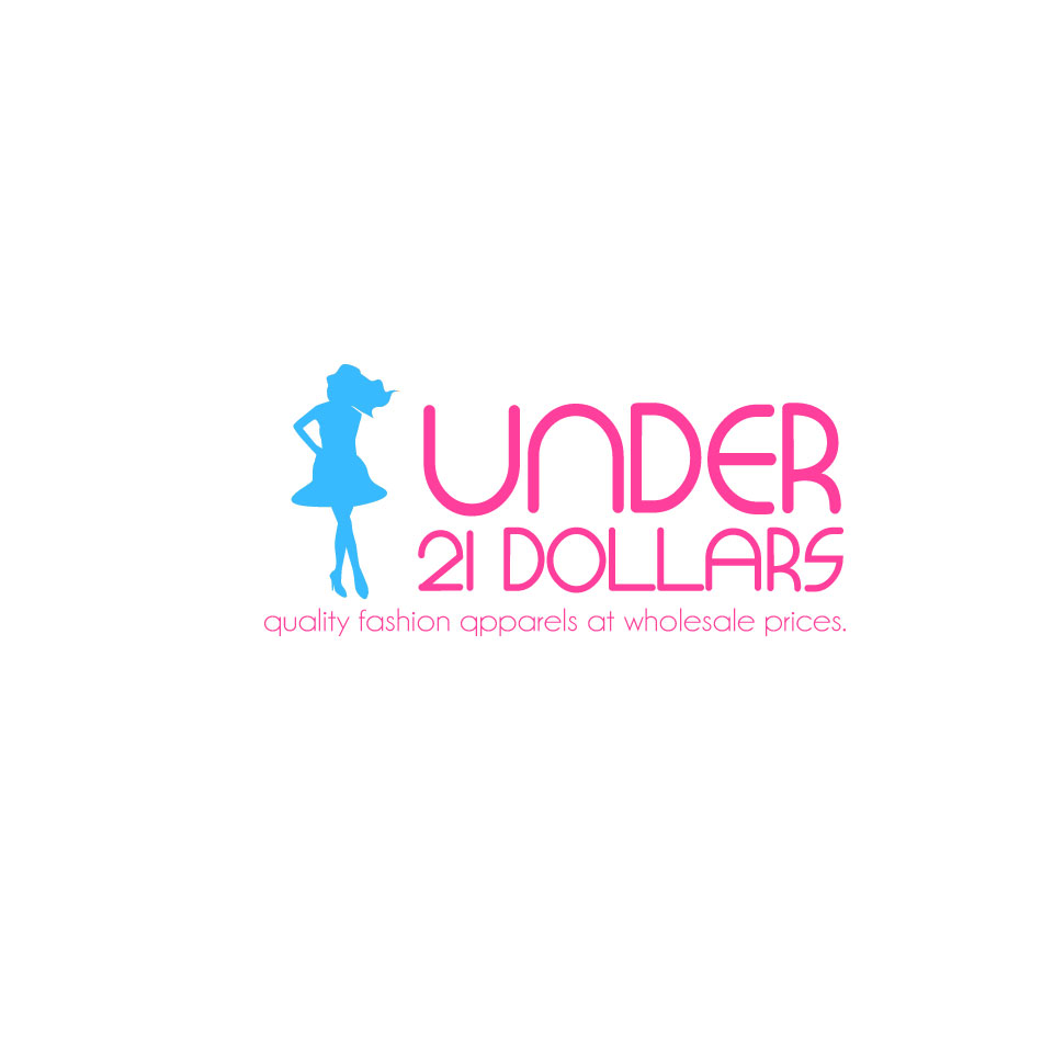 Logo Design by Brian  Lu - Entry No. 41 in the Logo Design Contest Under 21 Dollar.