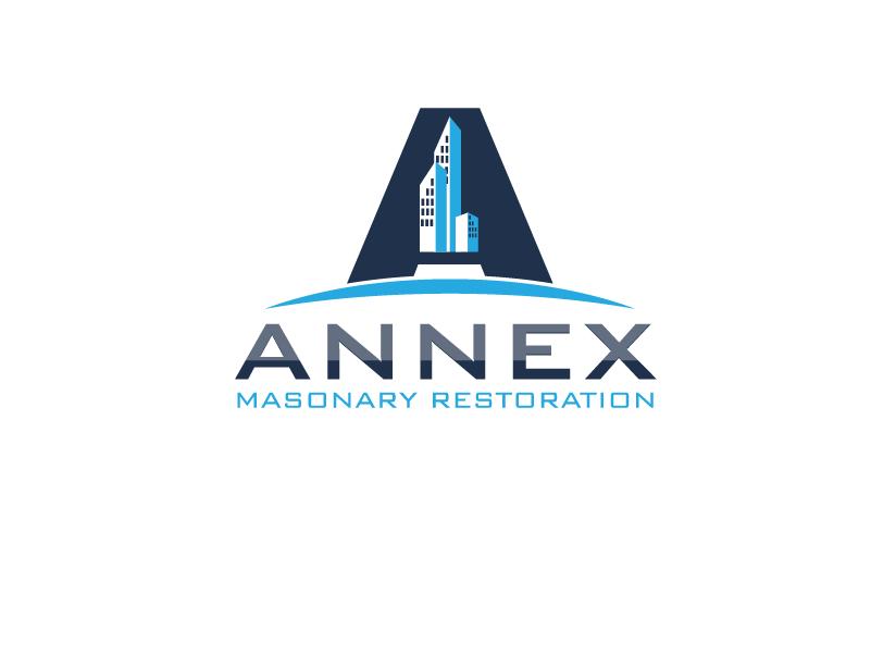 Logo Design by Private User - Entry No. 144 in the Logo Design Contest Annex Masonry Restoration Inc. Logo Design.
