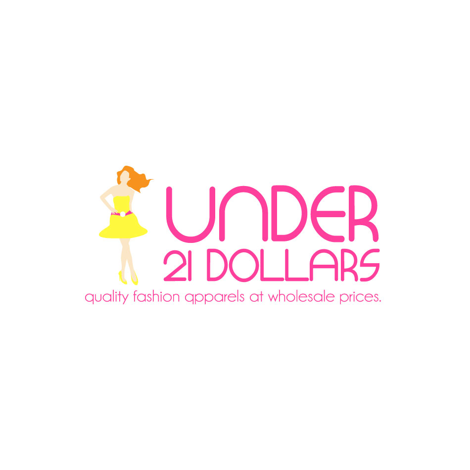 Logo Design by Brian  Lu - Entry No. 42 in the Logo Design Contest Under 21 Dollar.