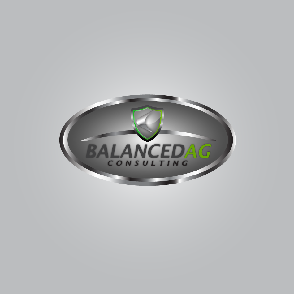 Logo Design by moonflower - Entry No. 264 in the Logo Design Contest Captivating Logo Design for Balanced Ag Consulting.