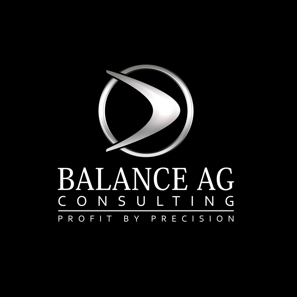 Logo Design by Private User - Entry No. 272 in the Logo Design Contest Captivating Logo Design for Balanced Ag Consulting.