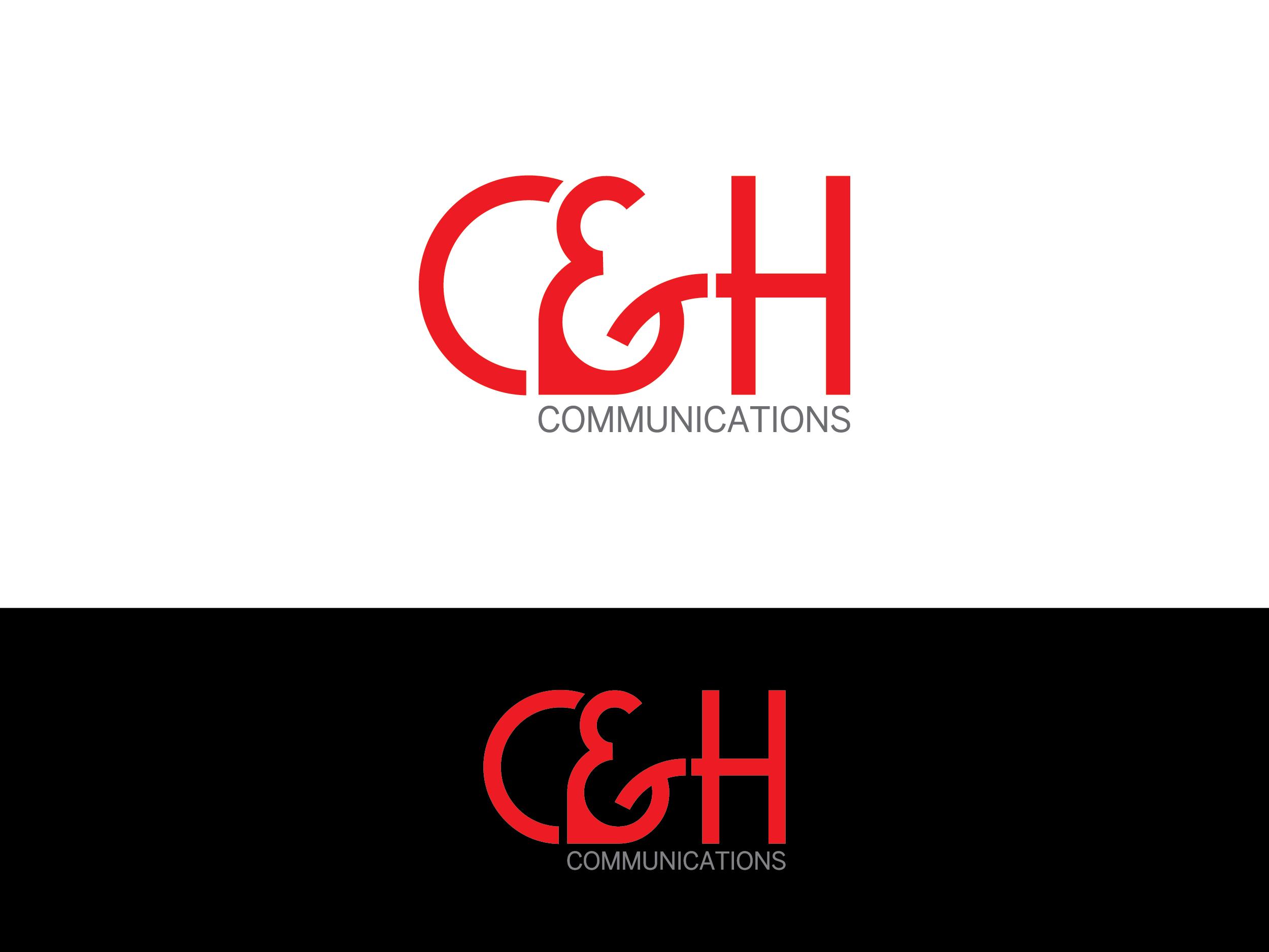 Logo Design by Shahab Uddin - Entry No. 26 in the Logo Design Contest Artistic Logo Design for C&H Communications.