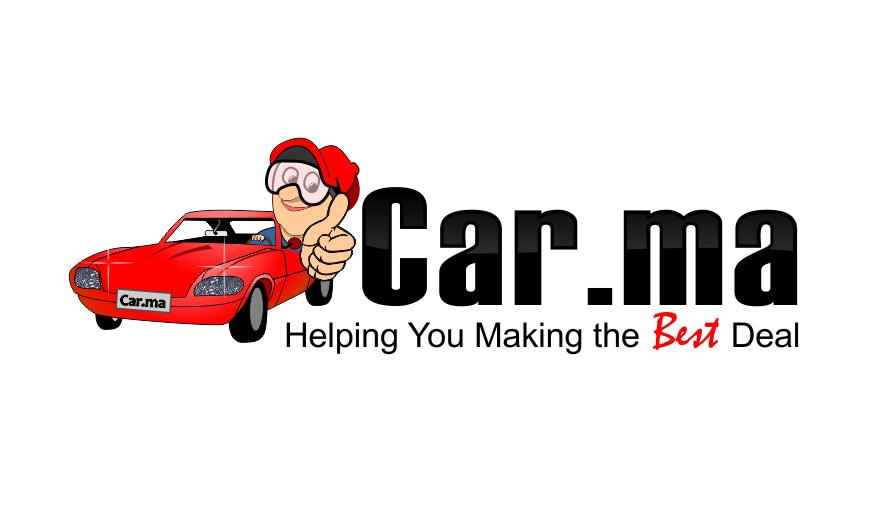 Logo Design by chewdee - Entry No. 9 in the Logo Design Contest New Logo Design for car.ma.