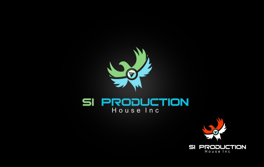 Logo Design by Private User - Entry No. 52 in the Logo Design Contest Si Production House Inc Logo Design.