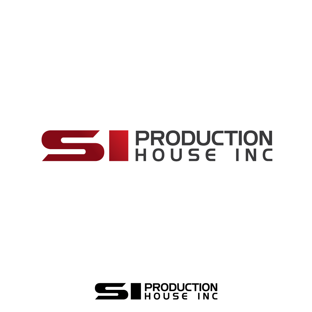 Logo Design by rockin - Entry No. 1 in the Logo Design Contest Si Production House Inc Logo Design.