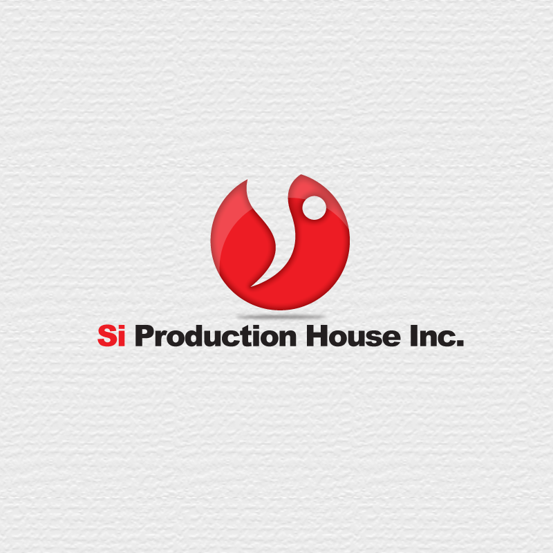 Si production house inc logo design hiretheworld for Design house inc