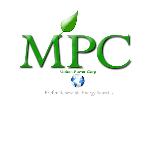 Logo Design by Pavl0s - Entry No. 3 in the Logo Design Contest Molten Power Corp..