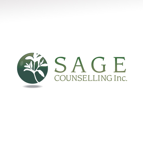Logo Design by bamsite - Entry No. 99 in the Logo Design Contest Sage Counselling Inc..