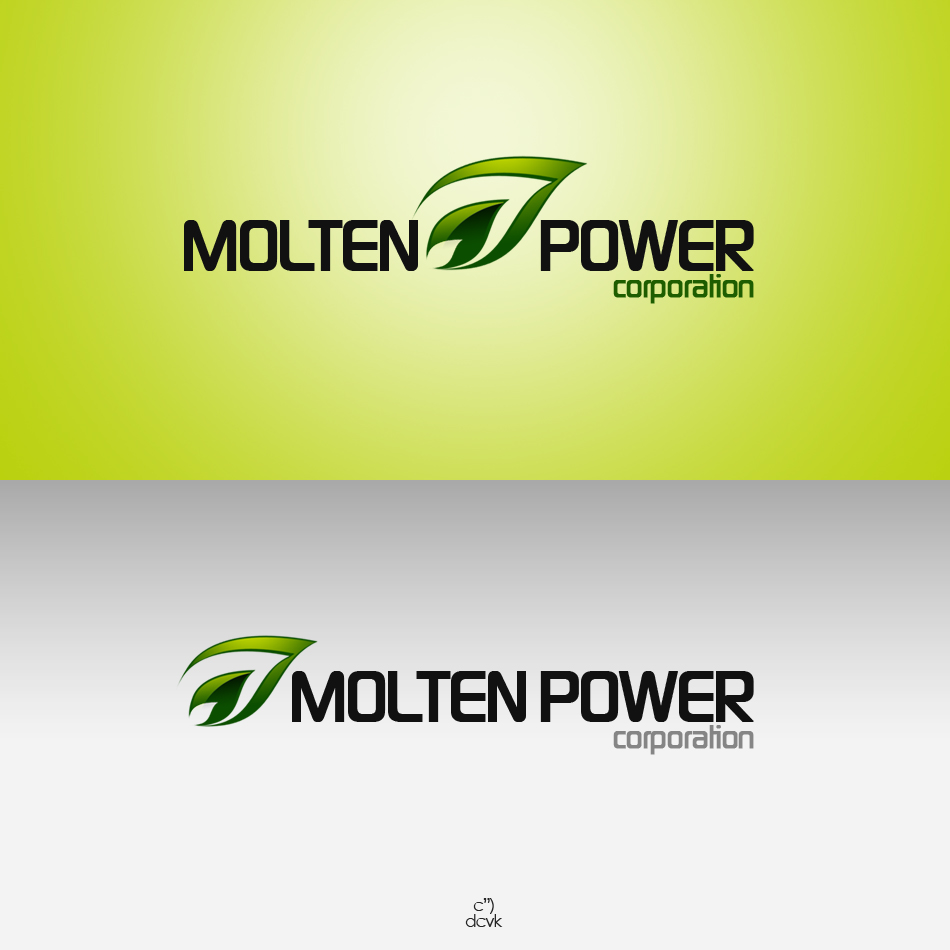 Logo Design by rockpinoy - Entry No. 20 in the Logo Design Contest Molten Power Corp..