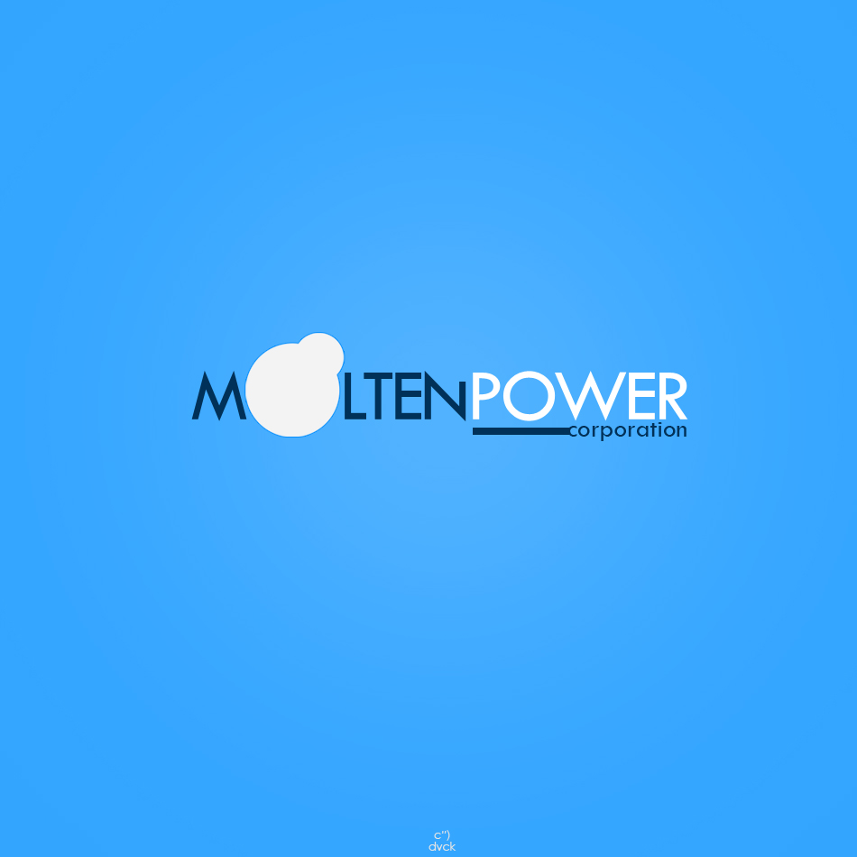 Logo Design by rockpinoy - Entry No. 21 in the Logo Design Contest Molten Power Corp..