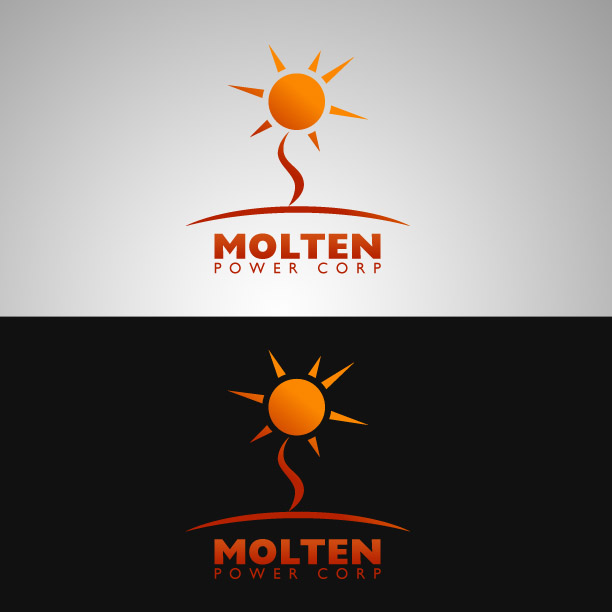 Logo Design by fuwowoy - Entry No. 32 in the Logo Design Contest Molten Power Corp..