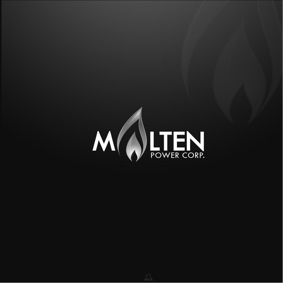 Logo Design by rockpinoy - Entry No. 34 in the Logo Design Contest Molten Power Corp..