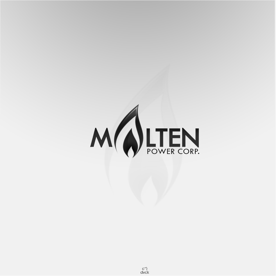 Logo Design by rockpinoy - Entry No. 35 in the Logo Design Contest Molten Power Corp..