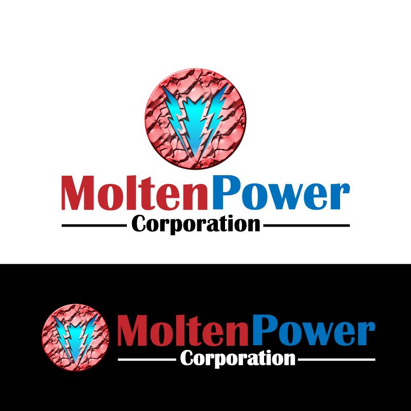 Logo Design by devil_art213 - Entry No. 36 in the Logo Design Contest Molten Power Corp..