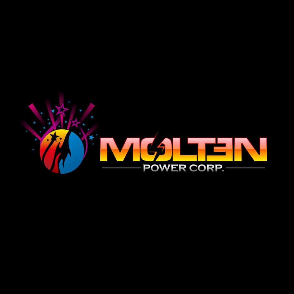 Logo Design by LukeConcept - Entry No. 42 in the Logo Design Contest Molten Power Corp..