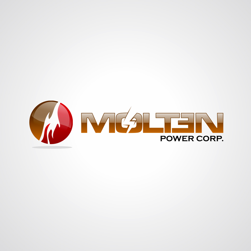 Logo Design by LukeConcept - Entry No. 45 in the Logo Design Contest Molten Power Corp..