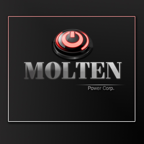 Logo Design by Pavl0s - Entry No. 49 in the Logo Design Contest Molten Power Corp..