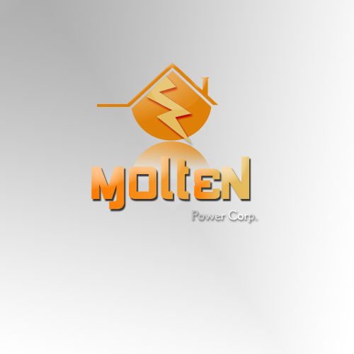 Logo Design by Pavl0s - Entry No. 52 in the Logo Design Contest Molten Power Corp..