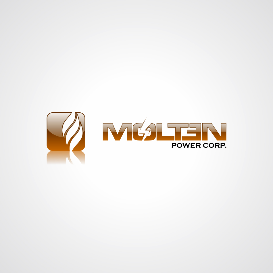Logo Design by LukeConcept - Entry No. 56 in the Logo Design Contest Molten Power Corp..