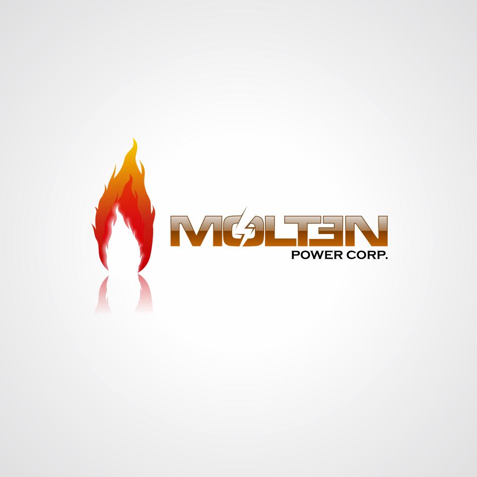 Logo Design by LukeConcept - Entry No. 58 in the Logo Design Contest Molten Power Corp..