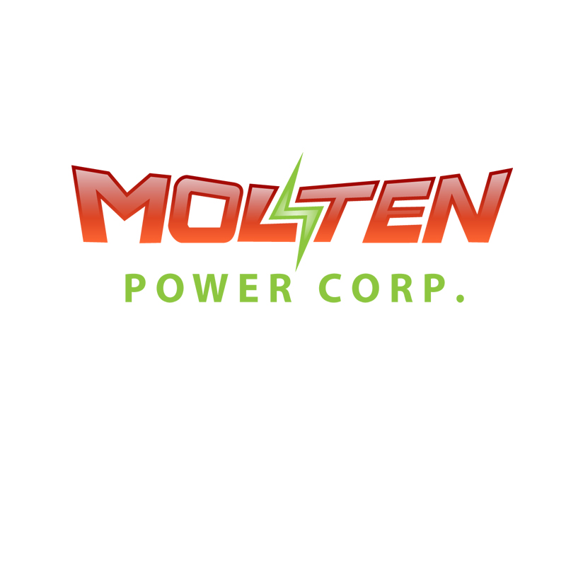 Logo Design by zams - Entry No. 65 in the Logo Design Contest Molten Power Corp..