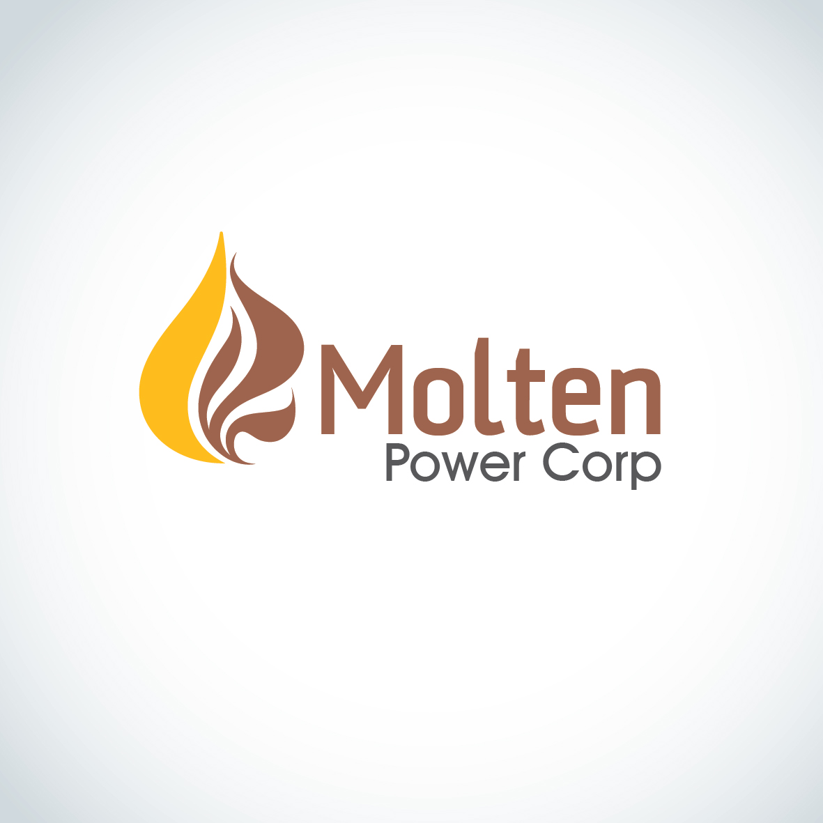 Logo Design by aesthetic-art - Entry No. 66 in the Logo Design Contest Molten Power Corp..