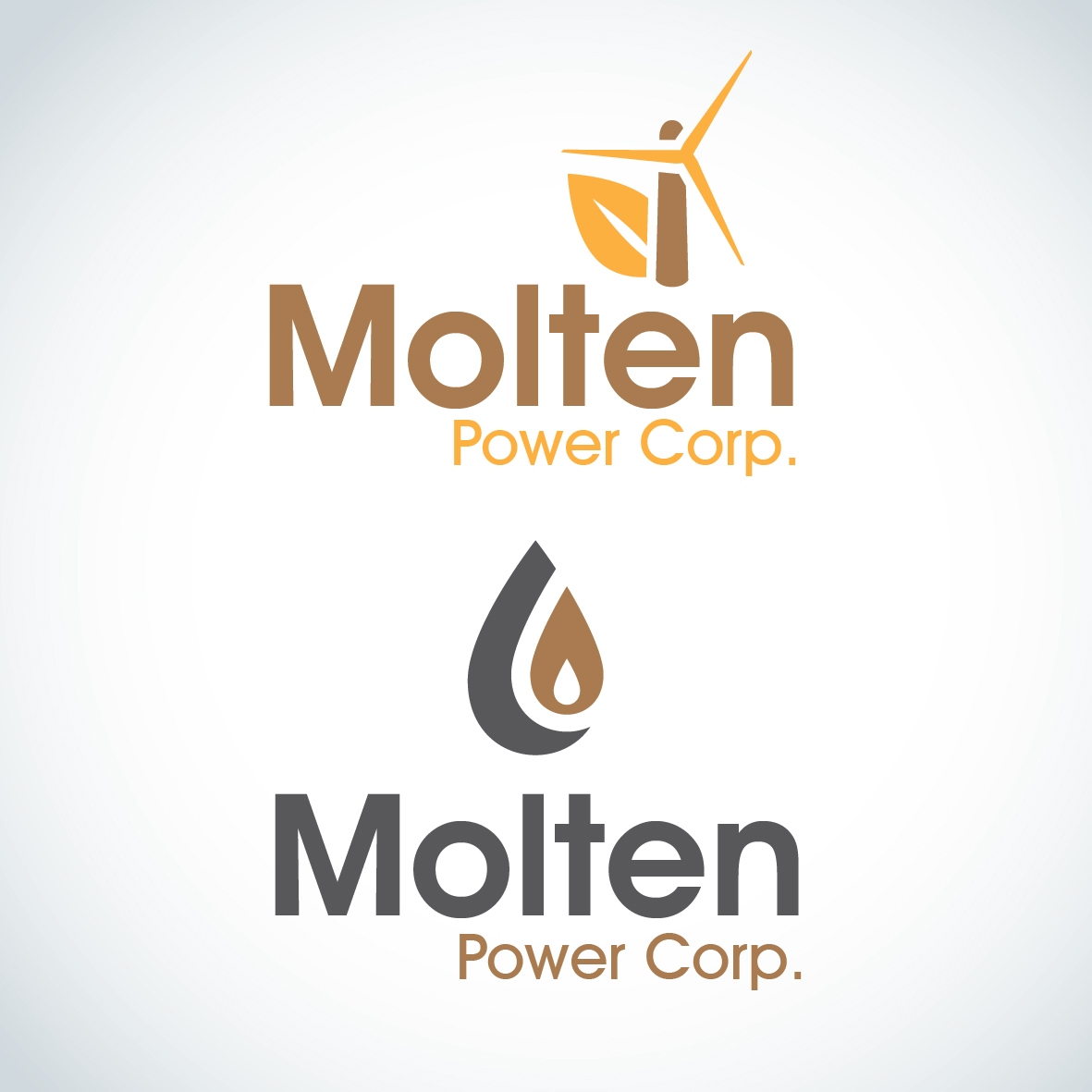 Logo Design by aesthetic-art - Entry No. 69 in the Logo Design Contest Molten Power Corp..