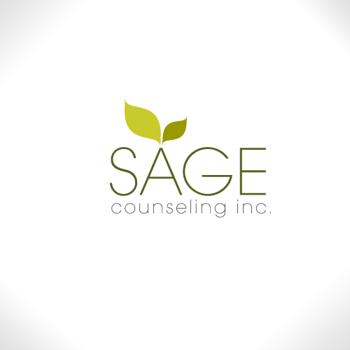 Logo Design by MarkDTN8 - Entry No. 115 in the Logo Design Contest Sage Counselling Inc..