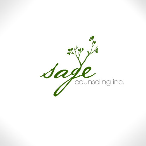Logo Design by MarkDTN8 - Entry No. 119 in the Logo Design Contest Sage Counselling Inc..