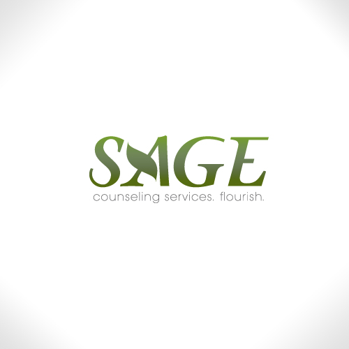 Logo Design by MarkDTN8 - Entry No. 120 in the Logo Design Contest Sage Counselling Inc..