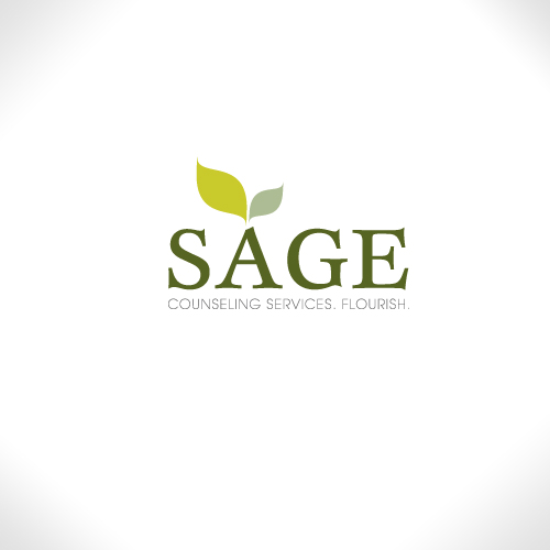 Logo Design by MarkDTN8 - Entry No. 121 in the Logo Design Contest Sage Counselling Inc..
