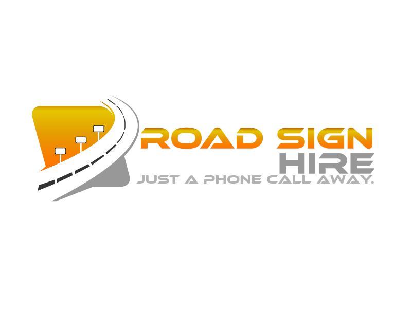 Logo Design Contests » Inspiring Logo Design for Road Sign Hire » Design No. 11 by GraphicSuite ...
