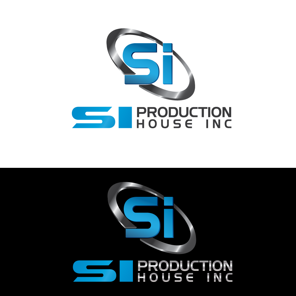 Logo Design by rockin - Entry No. 72 in the Logo Design Contest Si Production House Inc Logo Design.