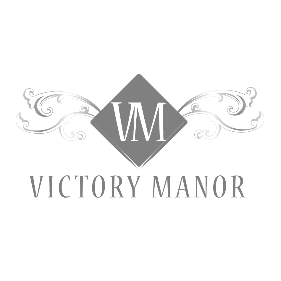 Logo Design by keekee360 - Entry No. 7 in the Logo Design Contest Victory Manor.