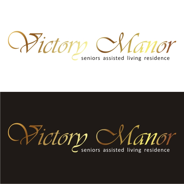 Logo Design by Private User - Entry No. 14 in the Logo Design Contest Victory Manor.