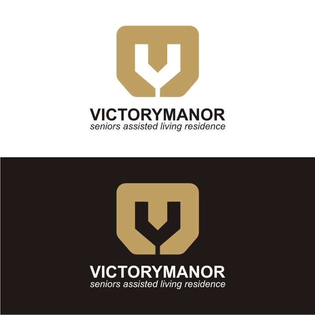 Logo Design by Private User - Entry No. 15 in the Logo Design Contest Victory Manor.