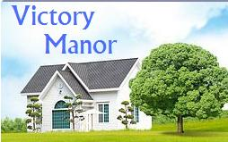 Logo Design by talkman - Entry No. 16 in the Logo Design Contest Victory Manor.