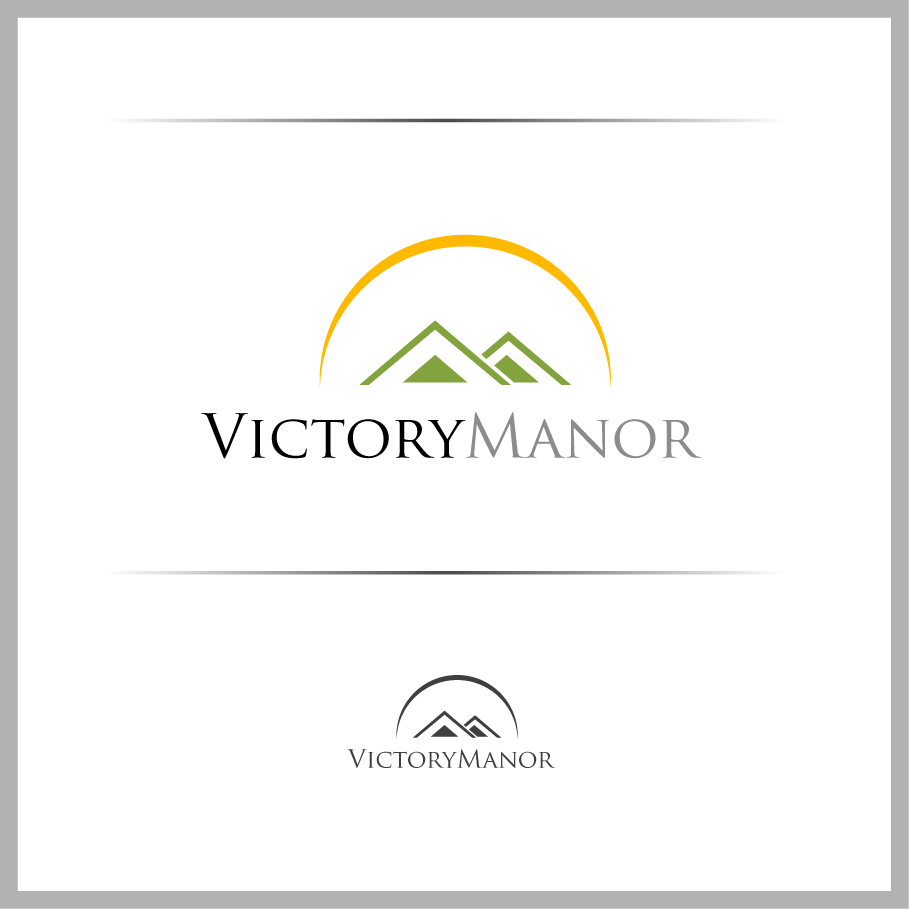 Logo Design by Mumung - Entry No. 17 in the Logo Design Contest Victory Manor.