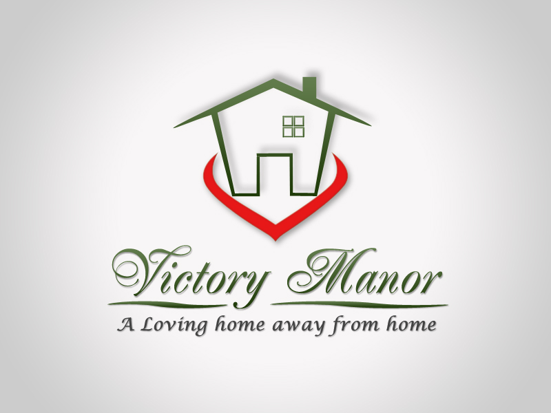Logo Design by funnybone - Entry No. 19 in the Logo Design Contest Victory Manor.