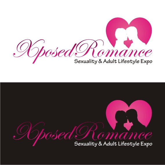 Logo Design by Private User - Entry No. 37 in the Logo Design Contest Xposed Romance, Sexuality & Adult Lifestyle Expo.
