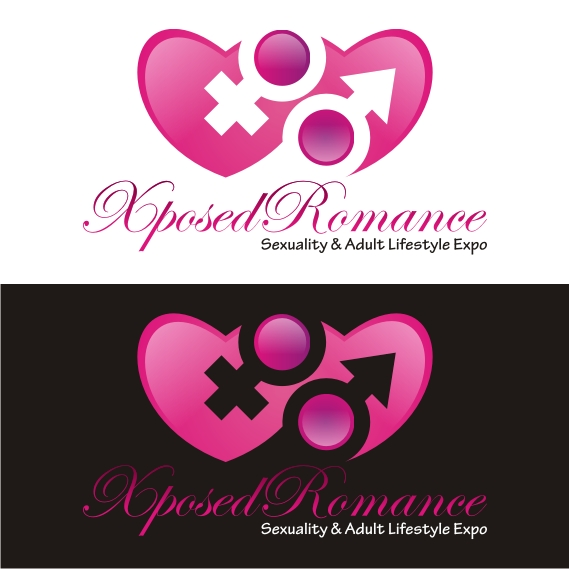 Logo Design by Private User - Entry No. 38 in the Logo Design Contest Xposed Romance, Sexuality & Adult Lifestyle Expo.