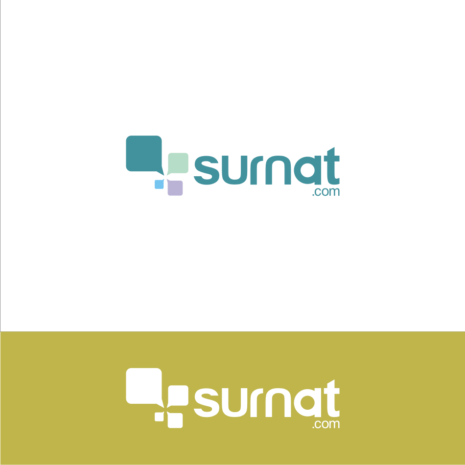 Logo Design by dewaaaa - Entry No. 16 in the Logo Design Contest Surnat.com.