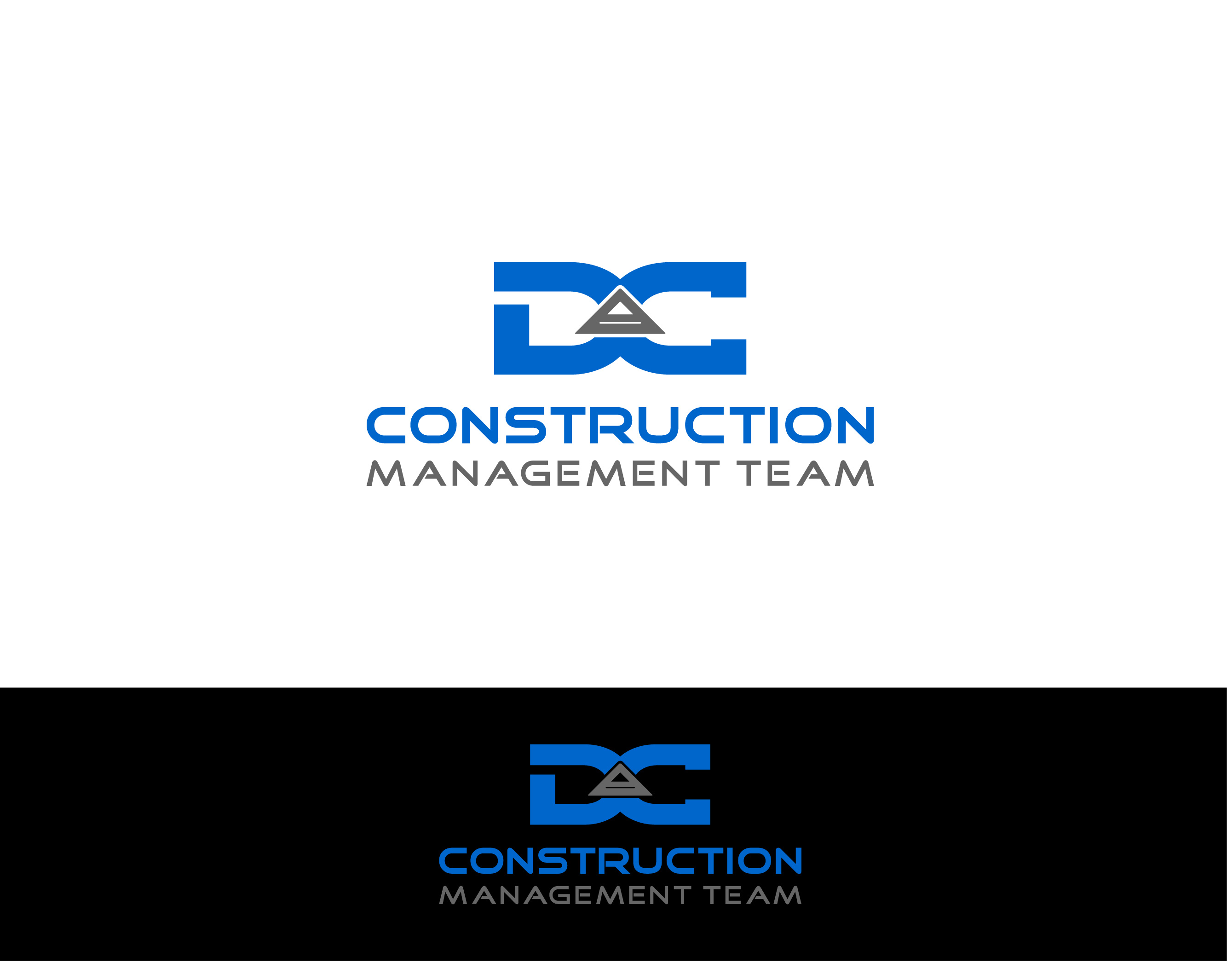 Logo design contests dc construction management logo for Design company usa