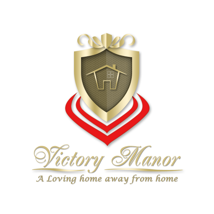 Logo Design by funnybone - Entry No. 21 in the Logo Design Contest Victory Manor.